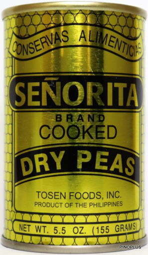 Picture of Senorita Cooked Dry Peas 155g