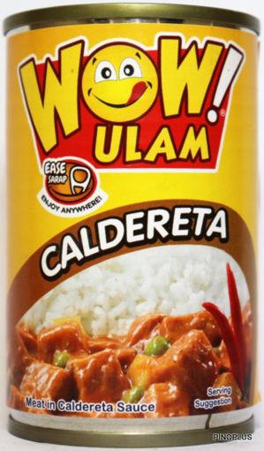 Picture of Wow Ulam Caldereta 155g