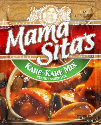 Picture of Mama Sitas Kare Kare Local 75g