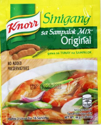 Picture of Knorr Sinigang Sa Sampalok Tamarind Soup 40g
