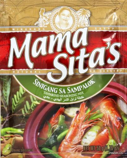 Picture of Mama Sitas Sinigang Sa Sampalok Mix 50g