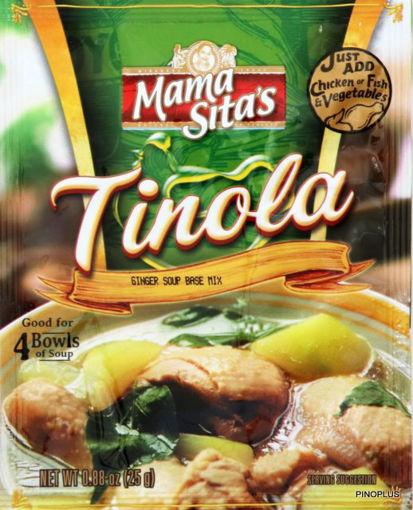 Picture of Mama Sitas Tinola Mix 25g