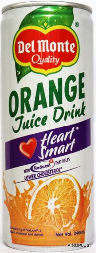 Picture of Del Monte Orange Heart Smart 240ml