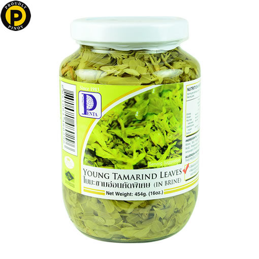 Picture of Penta Pickled Young Tamarind Leaves 454g