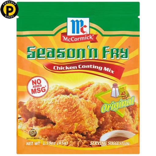 Picture of McCormick Season & Fry Original 45g
