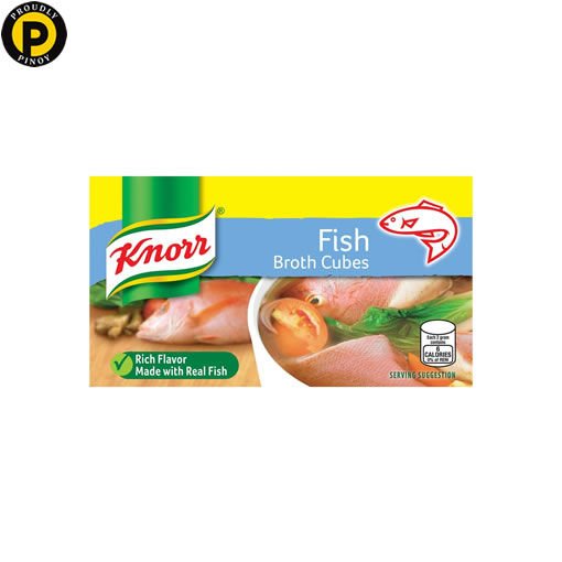 Picture of Knorr Fish Broth Cubes 60g
