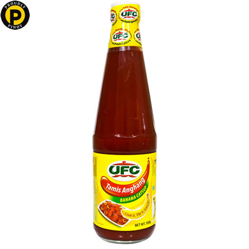 Picture of UFC Banana Sauce Local 550g
