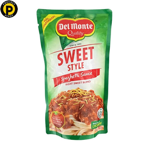 Picture of Del Monte Spaghetti Sauce Sweet 250g