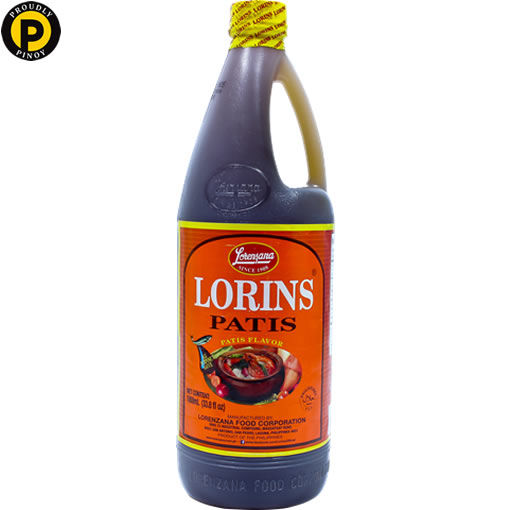 Picture of Lorins Patis Fish Sauce 1ltr
