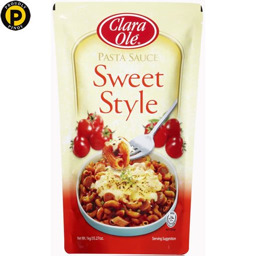 Picture of Clara Ole Sweet Style Pasta Sauce 1kg