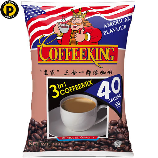 Picture of Super CoffeeKing USA 3in1 40s