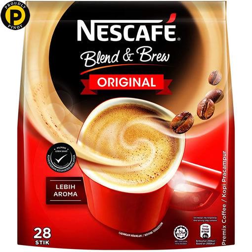 Picture of Nescafe Original Blend & Brew 28s