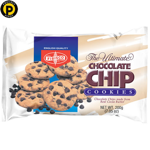Picture of Fibisco Chocolate Chip Cookies 200g
