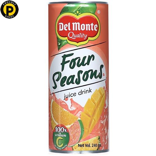 Picture of Del Monte Four Seasons Juice 240ml