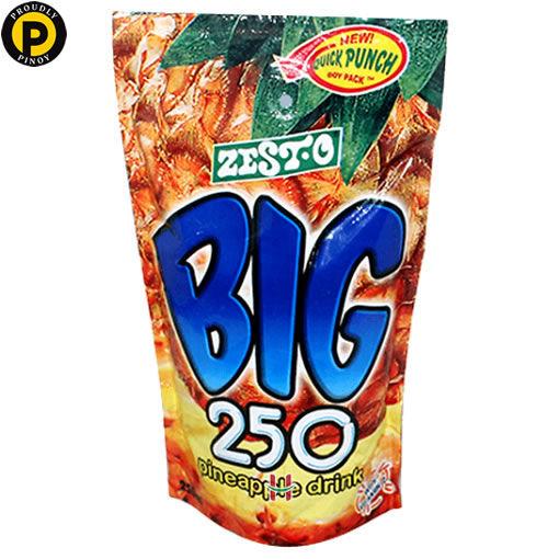 Picture of Zesto Big Pineapple 10x250ml