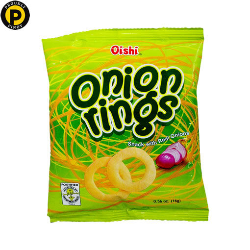 Picture of Oishi Onion Rings 16g