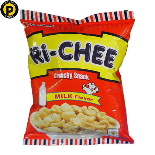 Picture of Ri Chee Crunchy Milk Snack 60g