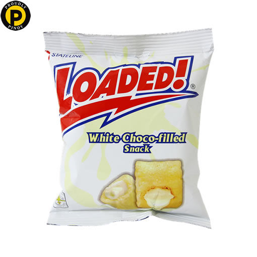 Picture of Loaded White Choco-filled Snack 32g