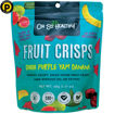 Picture of Oh So Healthy Fruit Crisps Guava Purple Yam Banana 40g