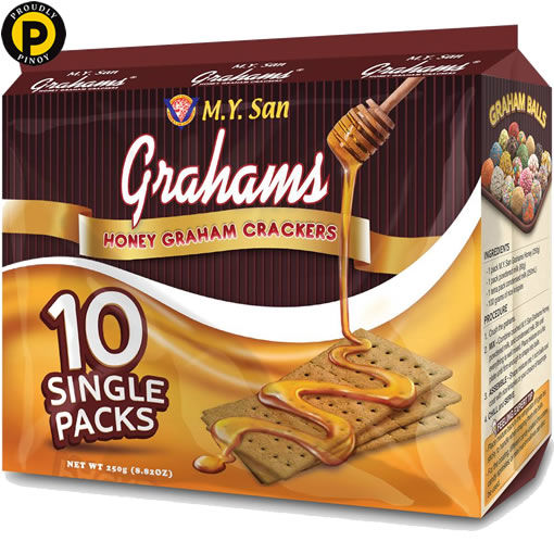Picture of Graham Honey Crackers 250g