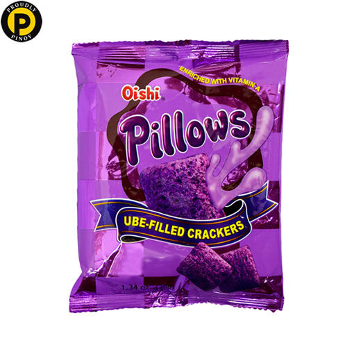 Picture of Oishi Pillows Ube 38g