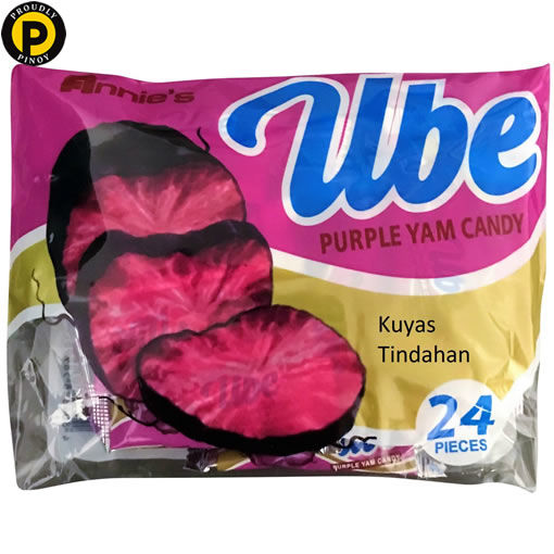 Picture of Annie's Ube (Purple Yam) Candy 160g