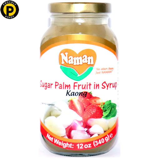 Picture of Naman Palm Fruit White 340g