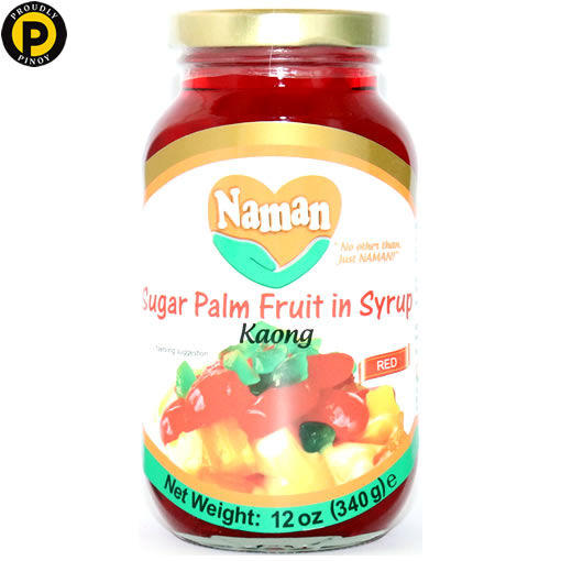 Picture of Naman Palm Fruit Red 340g