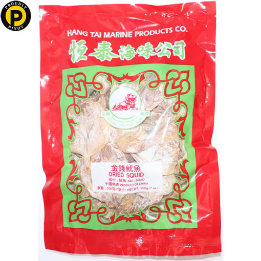 Picture of Hang Tai Dried Squid 200g
