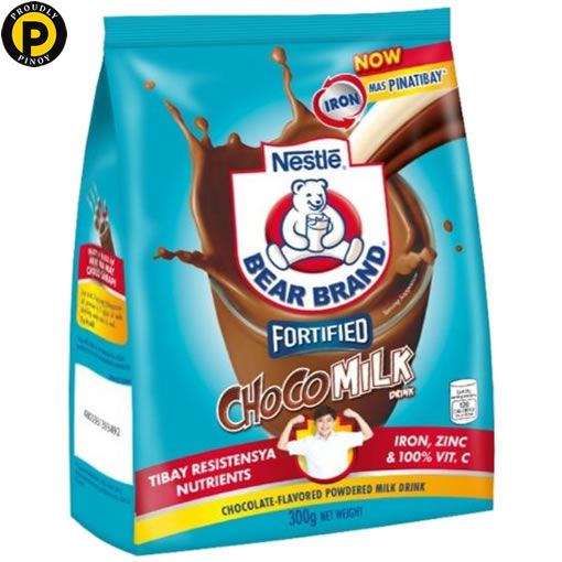 Picture of Nestle Bear Brand Powder Choco 300g