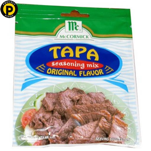 Picture of McCormick Tapa Mix 47g