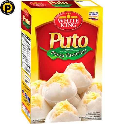 Picture of White King Puto Mix 400g