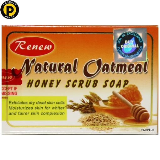Picture of Renew Natural Oatmeal Soap 135g