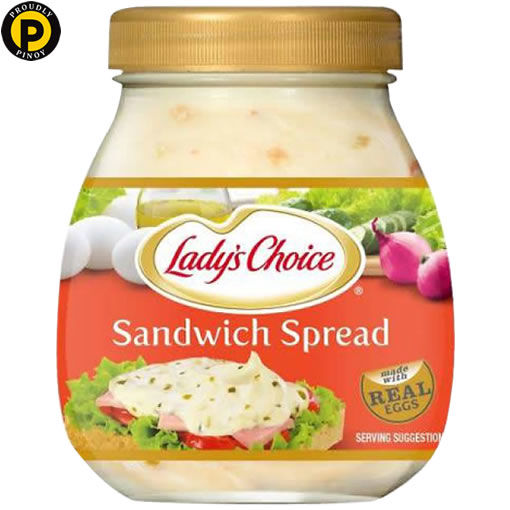 Picture of Ladys Choice Sandwhich Spread 470ml