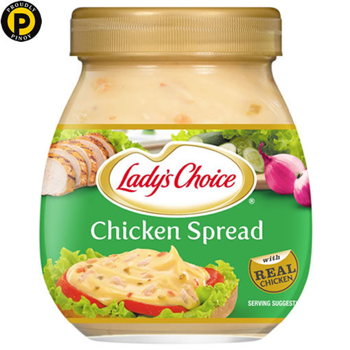 Picture of Ladys Choice Chicken Spread 470ml