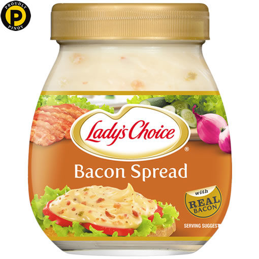 Picture of Ladys Choice Bacon Spread 470ml