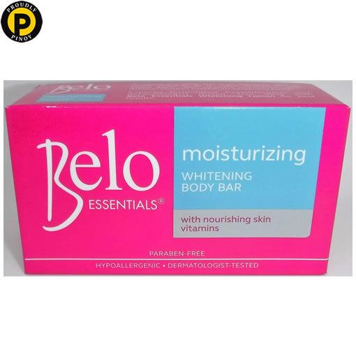 Picture of Belo Nourishing Whitening Body Bar Blue 135g