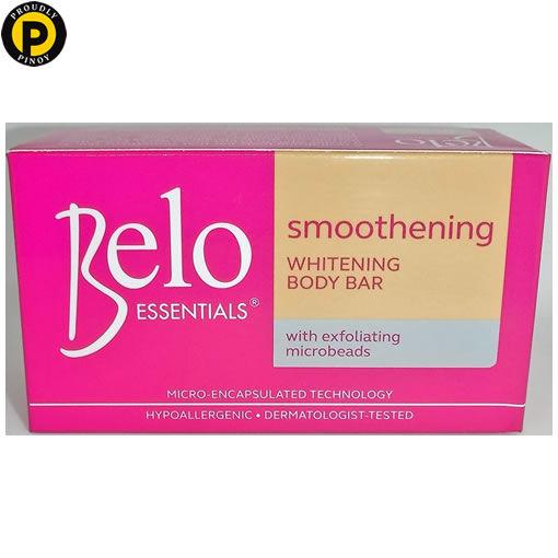 Picture of Belo Smoothening Whitening Body Bar Pink 135g