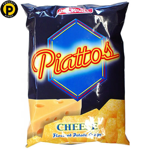 Picture of Jack & Jill Piattos Cheese 85g