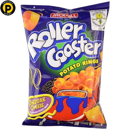 Picture of Jack & Jill Roller Coasters 85g