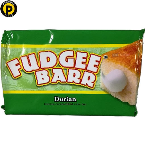 Picture of Fudgee Barr Durian 10x42g