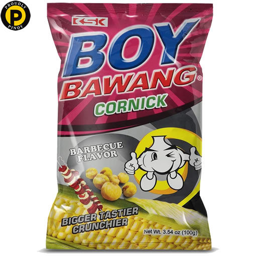 Picture of Boy Bawang BBQ 100g