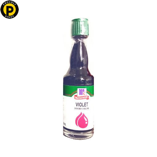 Picture of McCormick Food Color Violet 20ml
