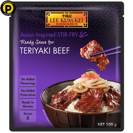 Picture of Lee Kum Kee Teriyaki Beef 100g