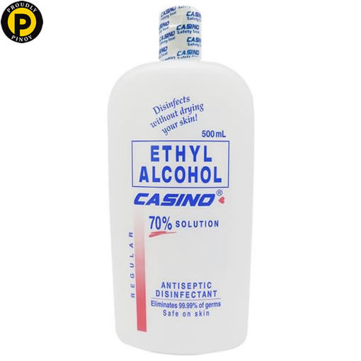 Picture of Casino Ethyl Alcohol 70% 500ml