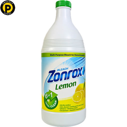 Picture of Zonrox Bleach Lemon 1ltr