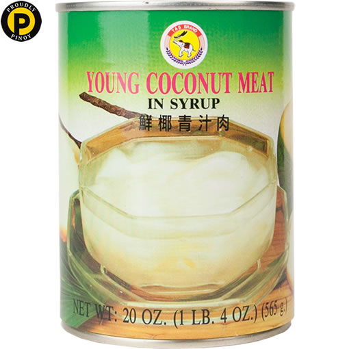 Picture of TAS Coconut Meat in Syrup 565g