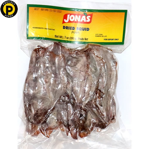 Picture of Jonas Dried Squid 200g