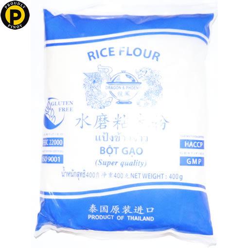 Picture of Dragon & Phoenix Rice Flour 400g