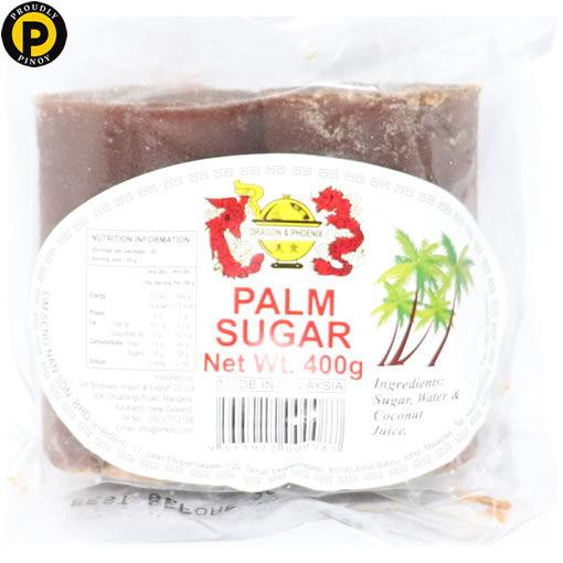 Picture of Dragon & Phoenix Palm Sugar 400g